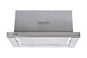Вытяжка GARDA 60 INOX (1100) SMD LED