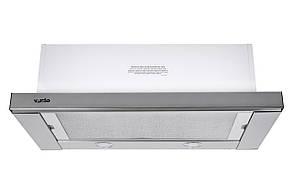 Вытяжка GARDA 60 INOX (800) SMD LED