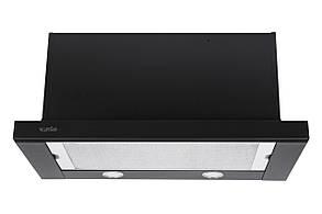 Вытяжка GARDA 60 BK (1100) SMD LED