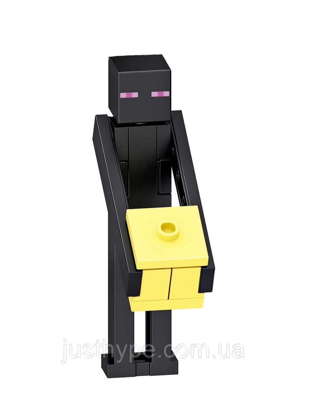Человечки Minecraft Странник края  Код 90-265