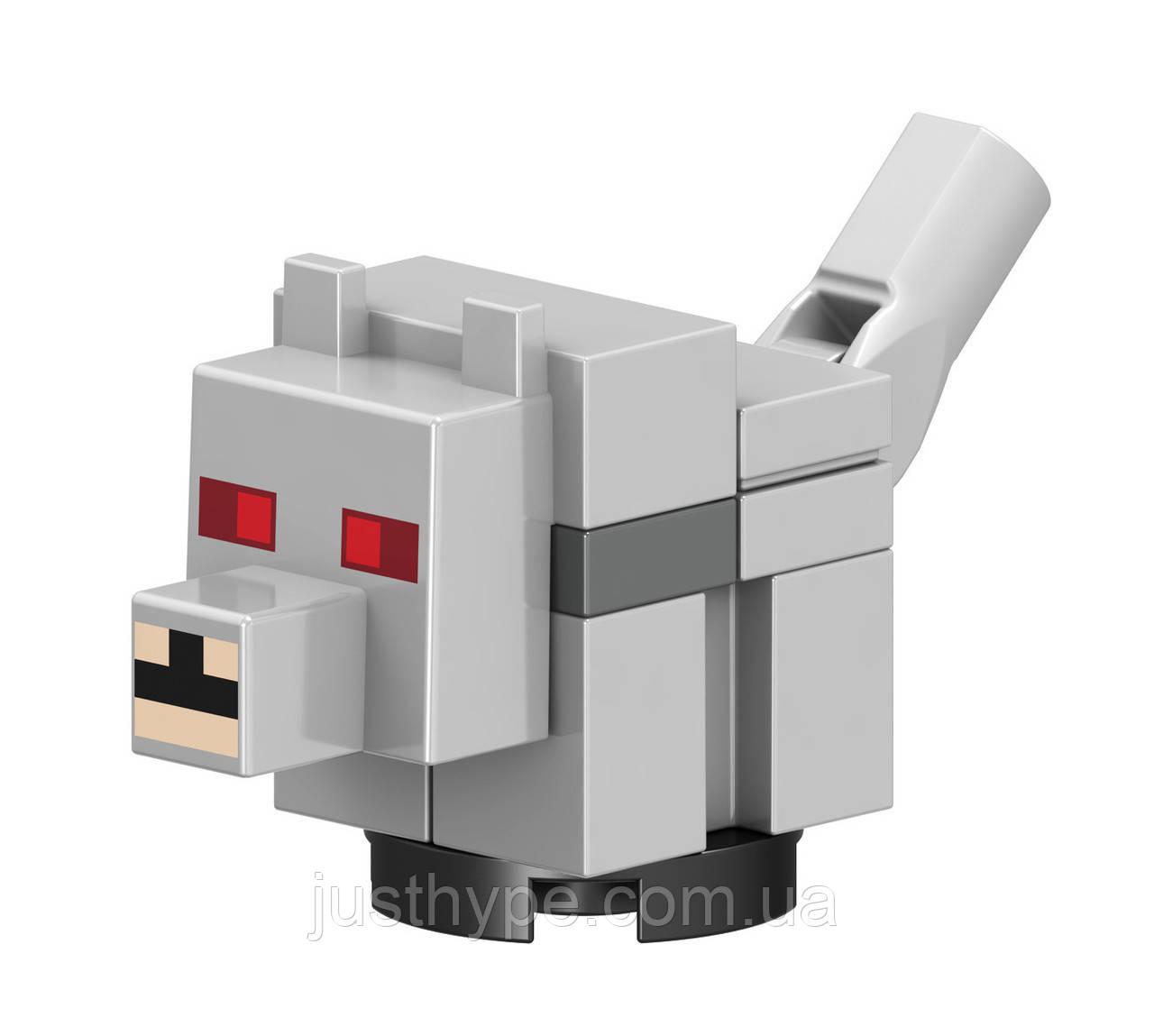 Человечки Minecraft Собака  Код 90-276
