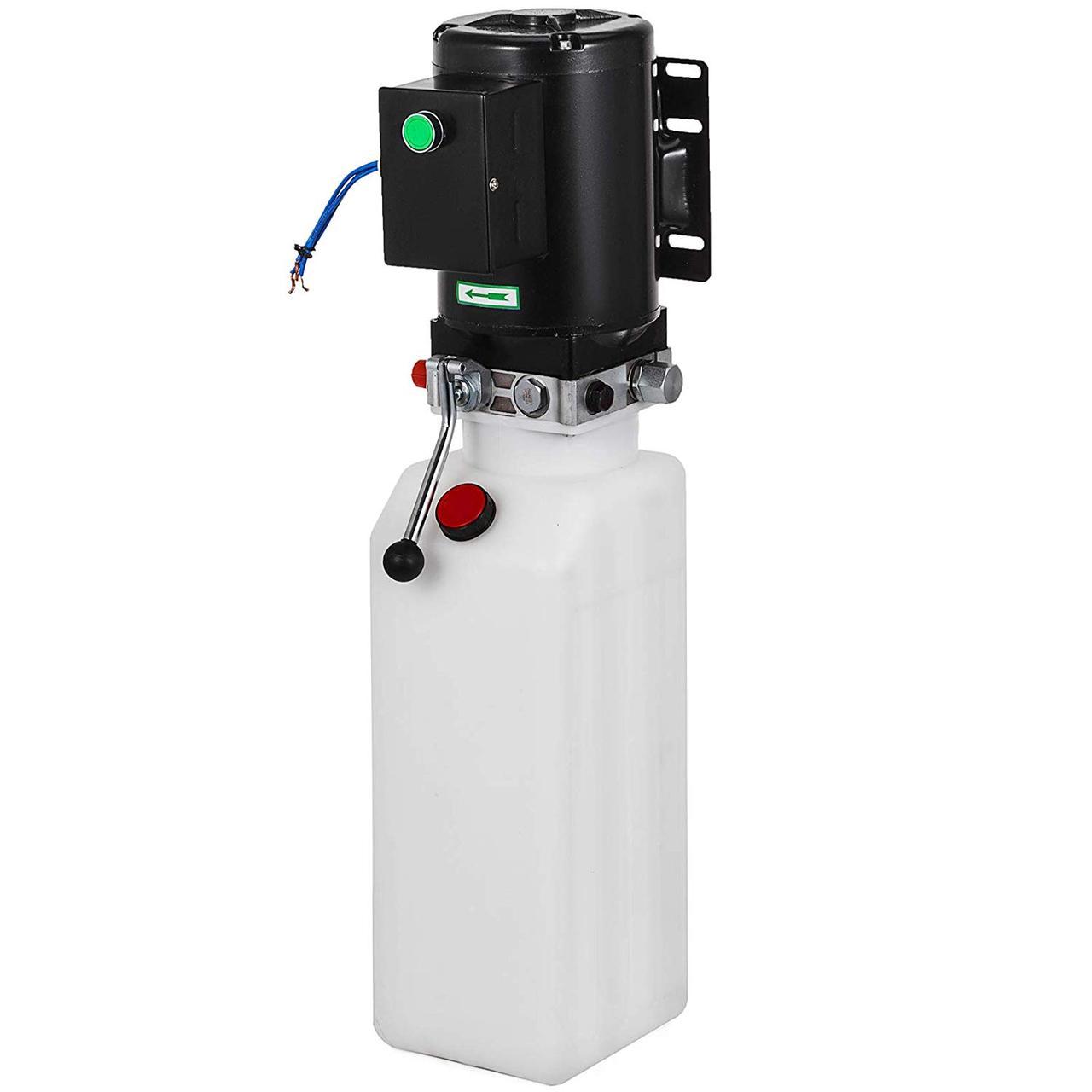 Гидравлическая маслостанция Presko 2.5 кВт, 24 В