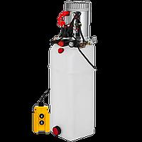 Гидравлическая маслостанция Presko 2.0 кВт, 24 В
