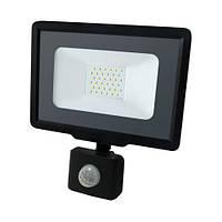 Светодиодный прожектор с датчиком движения BIOM 30W