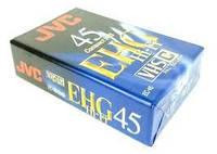 видеокассеты JVC Hi-Fi VHS-C компакт для видеокамер