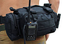 Тактическая штурмовая наплечная сумка Molle 5л
