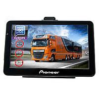 GPS навигатор Pioneer A75 (ANDROID) для грузовиков с картами Европы