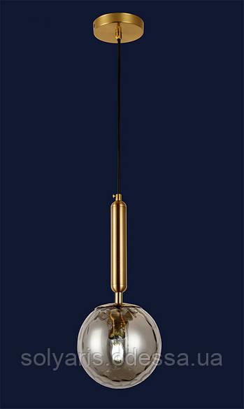 Люстра подвес лофт 91604-1 BK