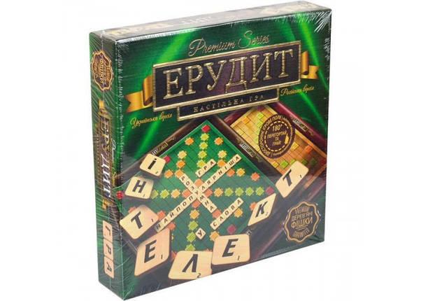 Настольная игра Эрудит Premium, фото 2
