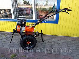 Мотоблок  FORTE 1050 дизель 6 л.с. оранжевый