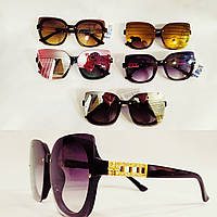 Солнцезащитные очки в роговой оправе. Модель 20 г.