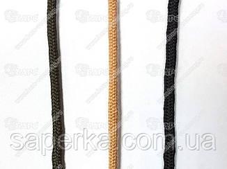 Кевларові шнурки «Барс». Чорний 150 див., фото 2