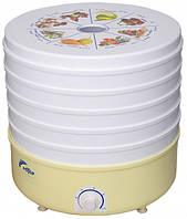 Сушилка для овощей и фруктов РОТОР СШ-002 (5 секций)