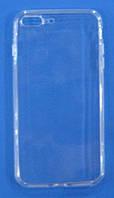 Бампер защитный прозрачный для телефонов IPhone 7+, IPhone 8+