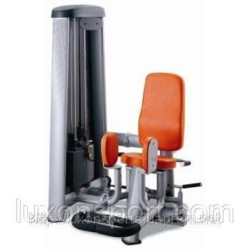 Тренажер для отводящих, приводящих мышщ бедра сидя-комбинированный