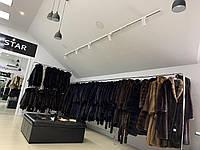 Норкова шуба Valentino розмір 46 48 50 52 халат