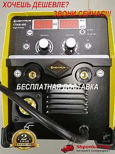 Сварочный инвертор полуавтомат MIG/ММА, 220В, 300А, Кентавр СПАВ-300 Digit Prime