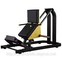 Тренажер для икроножных мышц на свободных грузах