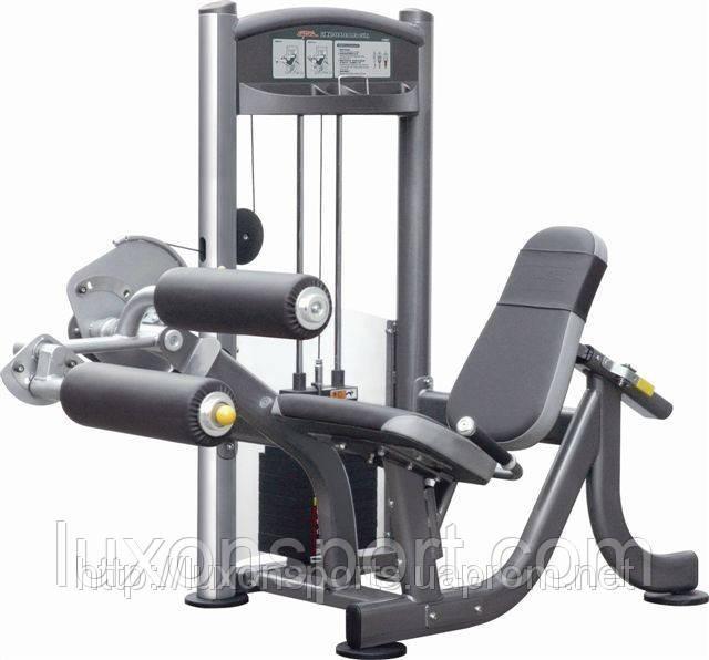 Тренажер грузоблочный Сгибатель бедра в положении сидя №2
