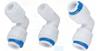 Atlas Filtri колено соединительное  1/4 (трубка)
