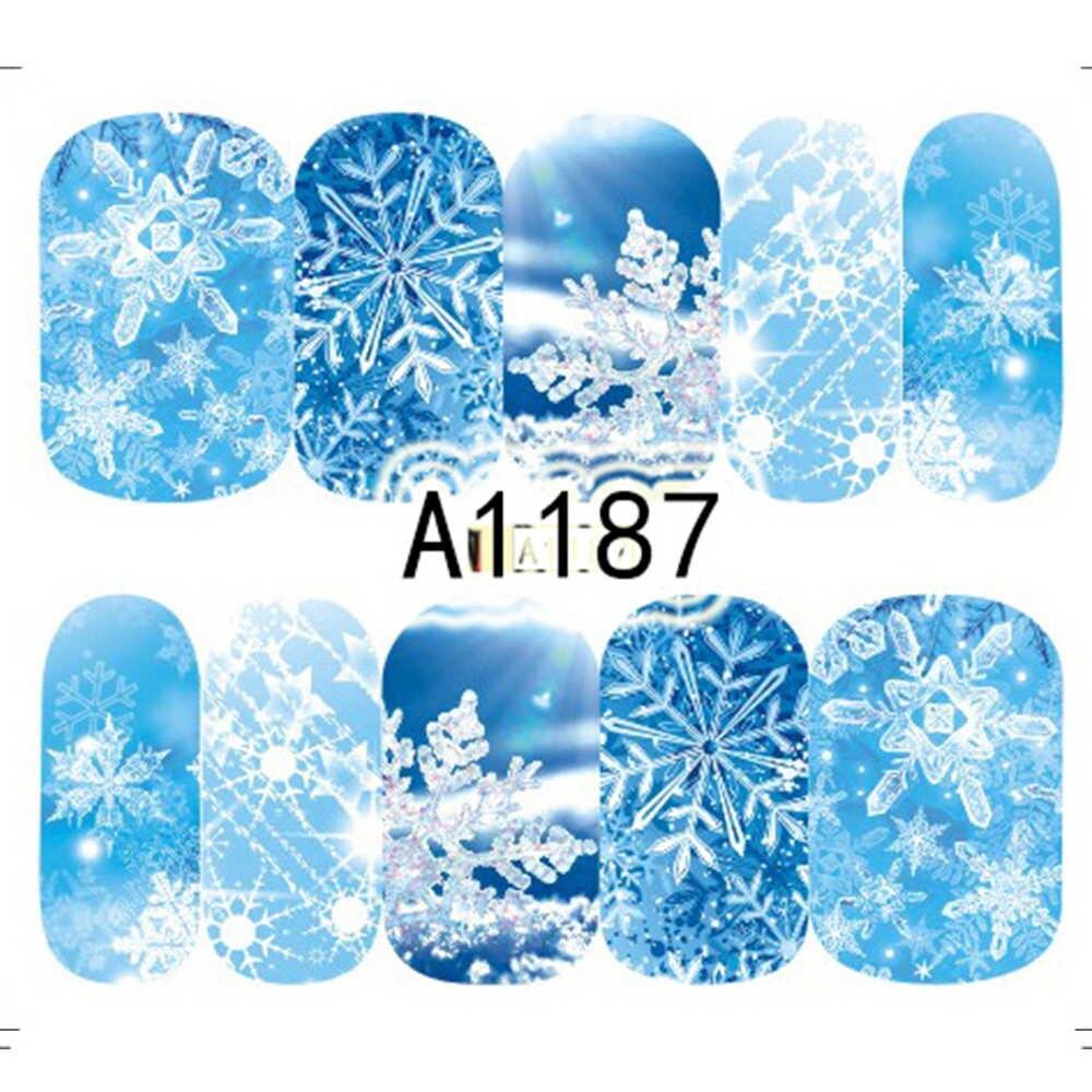 Слайдер-дизайн для нігтів A1187 6.2*5.2 см