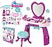 Детское трюмо с креслом Dream Dresser 8135 27 ел для маленьких модниц, фото 2