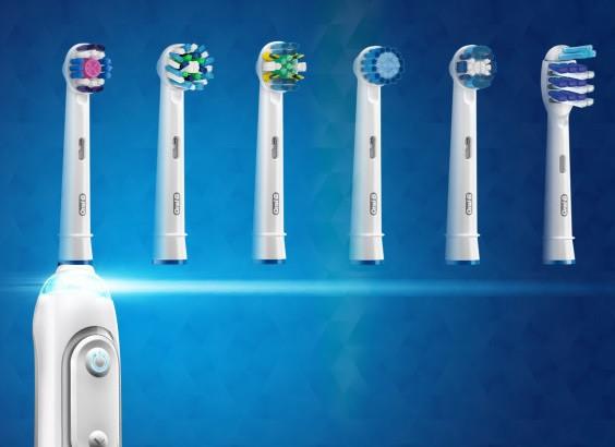 Как подобрать насадку для электрической зубной щетки Braun Oral-B?