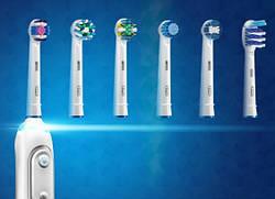 Як підібрати насадку для електричної зубної щітки Braun Oral-B?