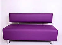 Диван стандарт  120/55/70 фиолетовый