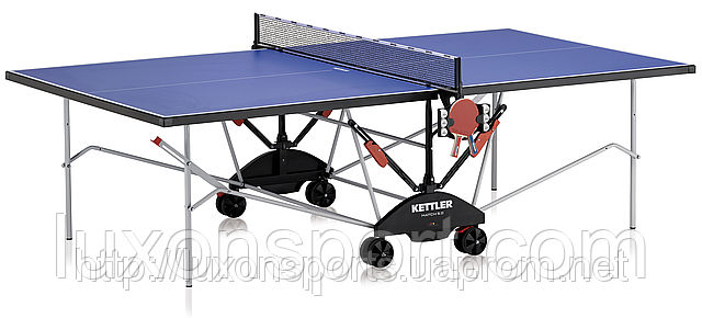 """Теннисный Стол Всепогодный """"KETTLER Match5.0 """"22мм с сеткой"""