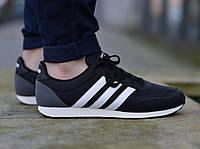 Оригинальные мужские кроссовки ADIDAS V RACER 2.0