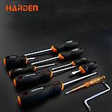 Профессиональный набор отверток, 10 предметов Harden Tools 550395, фото 3