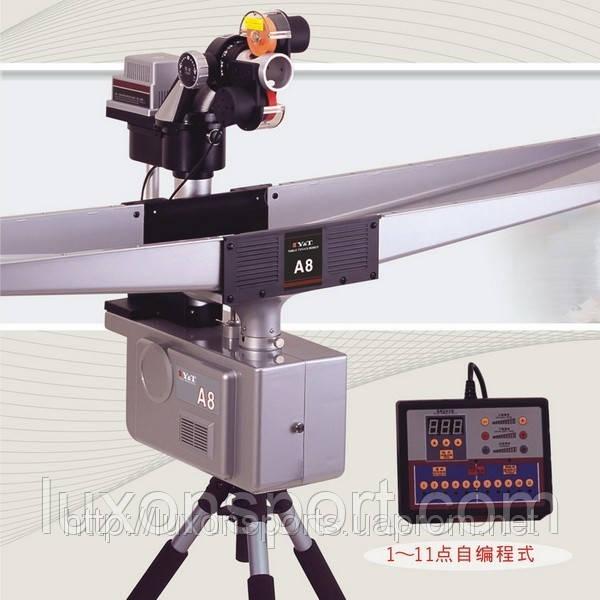 Пушка робот для игры в настольный теннис Y&T