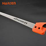 Мини ножовка по дереву 300 мм Harden Tools 631227, фото 4