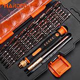 Набор отверток прецизионных для точных работ, 45 предметов Harden Tools 550145, фото 2