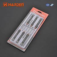 Набор прецизионных отверток для высокоточных работ 6 шт. Harden Tools 550123