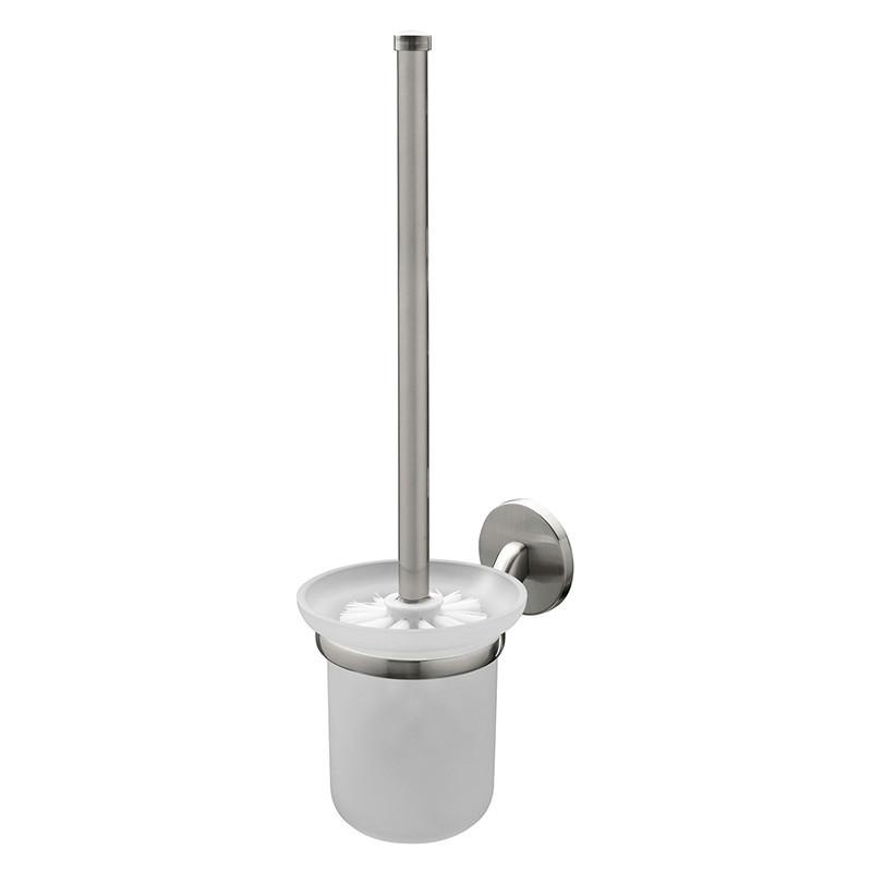 Туалетный ершик Bisk Virginia 072088 никель
