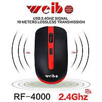 Беспроводная мышь Weibo RF-4000