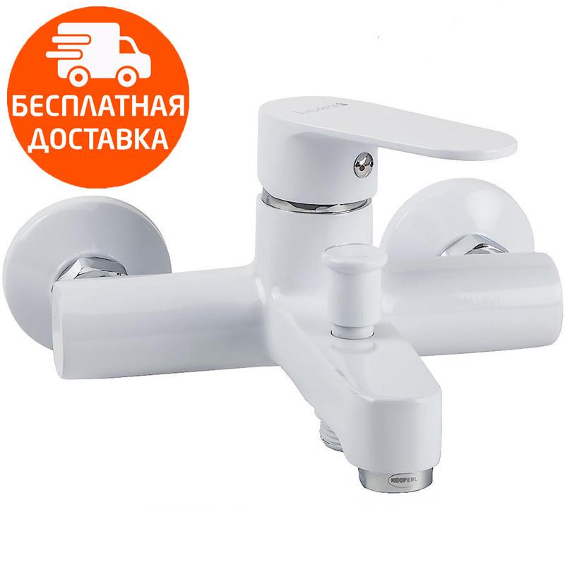 Смеситель для ванны Imprese Lesna 10070W белый
