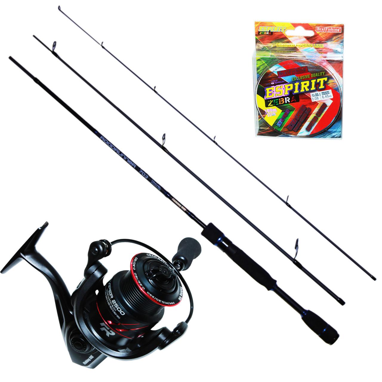 Набір Viper 2500 для лову хижої риби