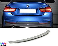 Спойлер багажника BMW 4 seies F32 Perfomance