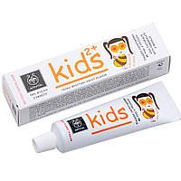 """Зубная паста детская """"KIDS"""" с гранатом и прополисом APIVITA"""
