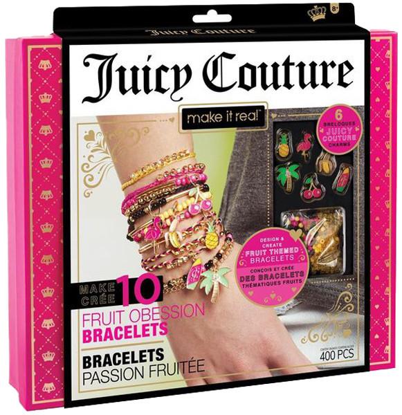 """Make it Real Набор для создания шарм-браслетов Juicy Couture """"Фруктовая страсть"""""""