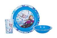 Набор детской посуды Холодное сердце  HEREVIN
