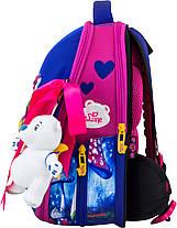Школьный набор DeLune (рюкзак+сменка+пенал+брелок) 7mini-017 ранец школьный рюкзак, фото 2