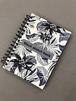 Блокнот Скетчбук А5, 160 стр. 160г/м2 з чорними сторінками