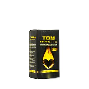 Уголь для кальяна TOM Coco Gold 1kg С22