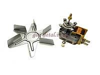 Двигатель конвекции духовки Whirlpool 481010781691