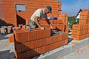 Тёплый кладочный раствор для керамических крупноформатных блоков.