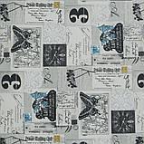 Комплект Декоративных Штор в детскую Испания Apolo Серый, арт. MG-143267, 275*145 см, фото 3